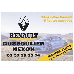 Garage Dussoulier Nexon